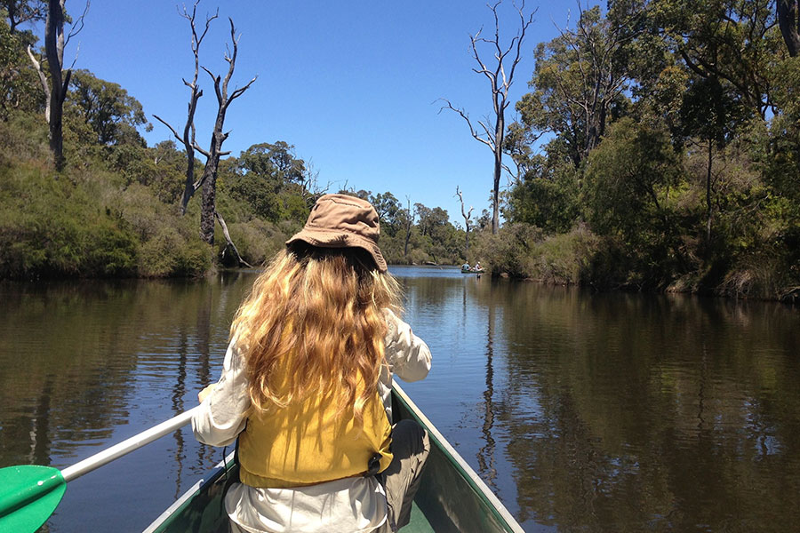 Kayaking-Margaret-River