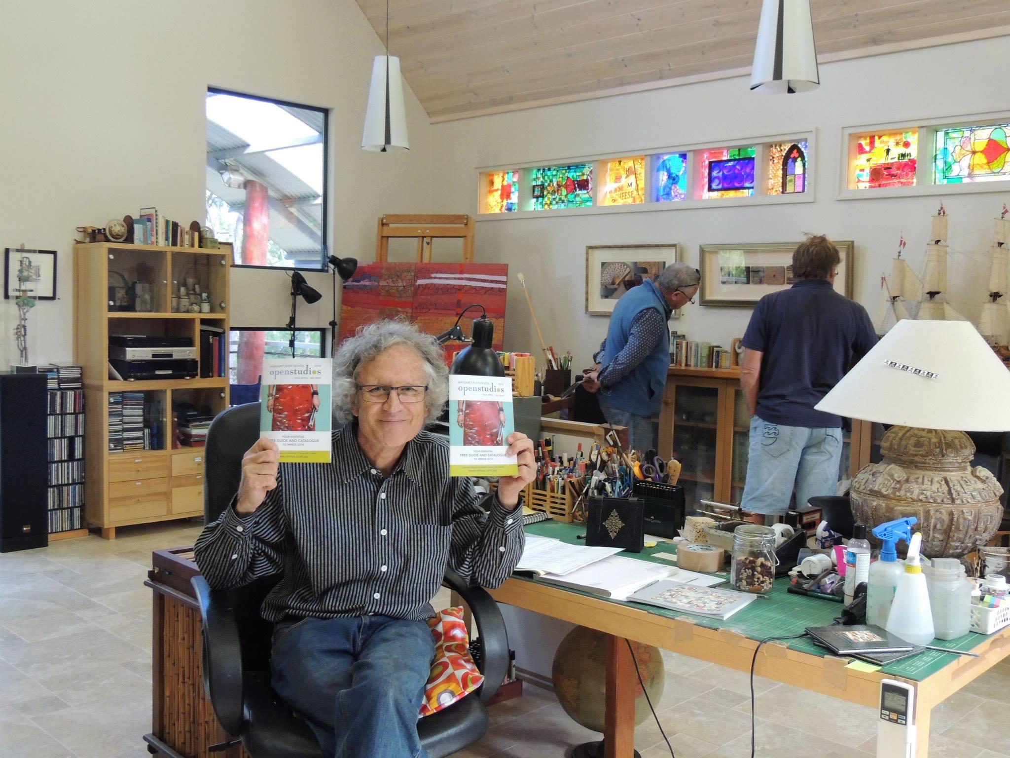 Leon Pericles Margaret River Region Open Studios