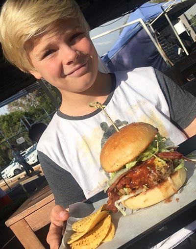Photo credit: Burger Bones at The Shed Markets