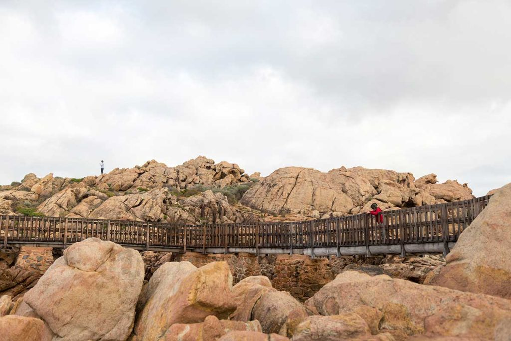 Canal Rocks Bridge Yallingup