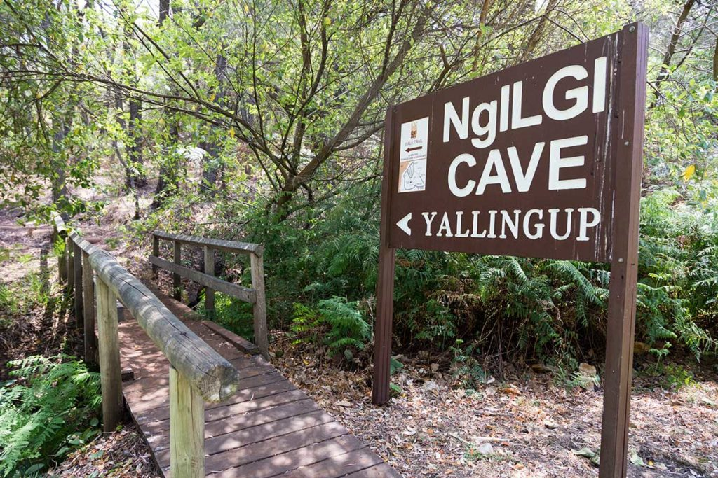 Ngilgi Caves Walk Trail